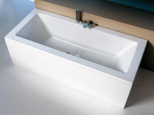Teuco bañera Wilmotte con 2 paneles y columna de desagüe no Idro ...