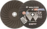 Walter Surface Technologies 11T042 ZIP Cutoff Wheel - (Pack of 25) Durable Cutting Disc for General Purpose. W