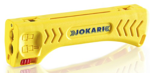 Jokari 30100 Top Coax for Quick And Easy Stripping, 12.8cm L x 3.2cm W x 1.8cm H