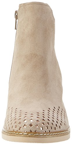 Gabor Shoes Comfort, Botines para Mujer Beige (silk 41)