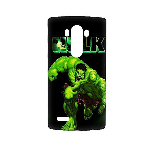 Generic Plastic For Optimus G4 Shell In Fashion Design With Hulk Cartoon For Girls (Otterbox Optimus Lg)