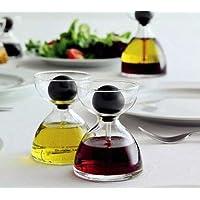 Oil And Vinegar Glass Pipette Set