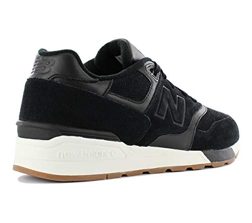 Multicolore New Mode Noir Baskets Homme Balance 597 rwqYwTHA