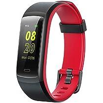 Willful Fitness Tracker Orologio Smartwatch Cardiofrequenzimetro da Polso Donna Uomo Bambini Impermeabile IP68 Smart Watch Schermo a Colori Pedometro per Samsung iPhone Huawei Android iOS Smartphone