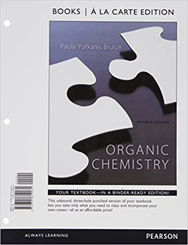 Amazon organic chemistry books a la carte edition 7th edition amazon organic chemistry books a la carte edition 7th edition 9780321819031 paula yurkanis bruice books fandeluxe Images