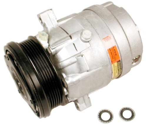 Delphi CS0061 Air Conditioning Compressor Buick Regal Air Conditioning Compressor