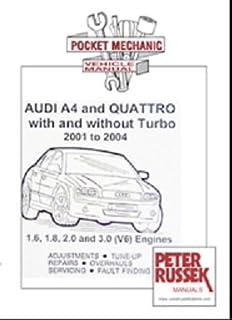 2003 audi a4 1.8t quattro owners manual pdf