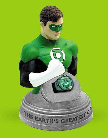 Green Lantern: Hal Jordan Power Ring Prop Replica