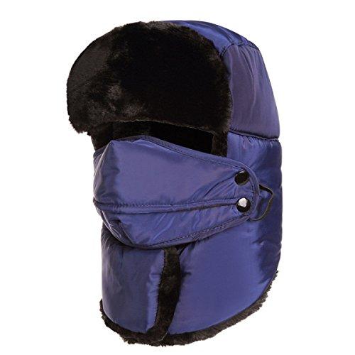 Hat Máscara Warm Ear Unisex Prueba Camel De Ski Hat Bomber De Esquí Flap Windproof Sombrero Winter Viento Mask Mens A In5qUIw