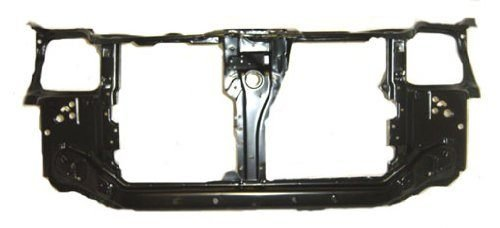 - OE Replacement Honda Civic Radiator Support (Partslink Number HO1225119)