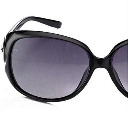 YaNanHome de Retro Fashion Polarisées UV Black de Lunettes Brown Soleil Lunettes Femmes Color Soleil Soleil de pour Lunettes Trendy r5qwAxPBr