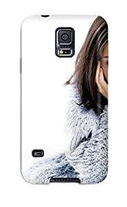 Craigmmons Slim Fit Tpu Protector DjESakZ996RBskb Shock Absorbent Bumper Case For Galaxy S5