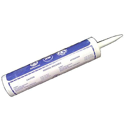 Harbison-Walker Refractories 85996 Inswool Pumpable 10.3oz - Ounce 10.3 Tube