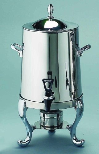 silver coffee urn - 7