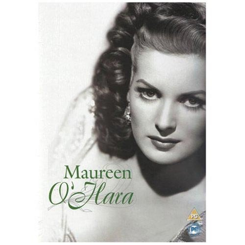 Maureen O'Hara Collection - 6-DVD Box Set ( The Quiet Man / Against All Flags / Our Man in Havana / Rio Grande / The Rare Breed / Lady Godiva of [ NON-USA FORMAT, PAL, Reg.2 Import - United Kingdom ]