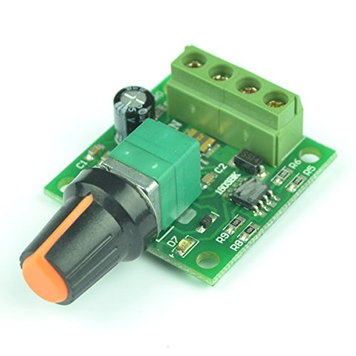 Generic Low Voltage Dc 1.8v 3v 5v 6v 12v 2a Motor Speed (Pwm Speed Controller)