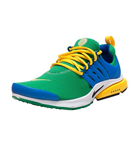 the latest 21a01 71196 Galleon - Nike Air Presto Essential Mens Running Trainers 848187 Sneakers  Shoes (US 12, Lucky Green Black Hyper Cobalt 300)
