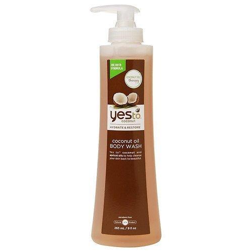 Yes to Coconut Coconut Oil Body Wash 9 fl oz