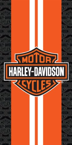 - Harley Davidson Racing Stripes Wonder Beach Towel Hd 23