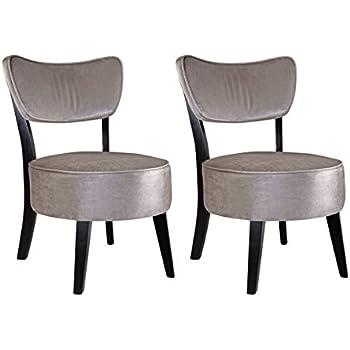 Amazon Com Corliving Lad 480 C Antonio Accent Chair In