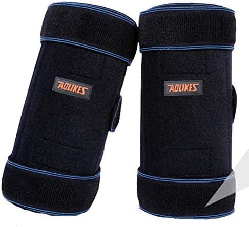 膝サポート-1X膝ブレース安定化関節炎半月板疼痛回復ジムスポーツバスケットボールランニングスキーのための回復