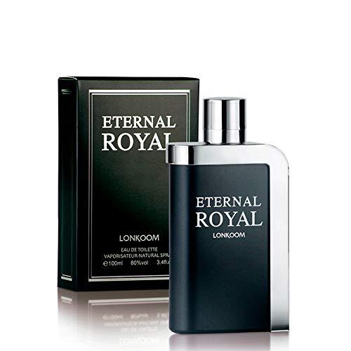 Perfume Masculino Lonkoom Eternal Royal EDT - 100ml