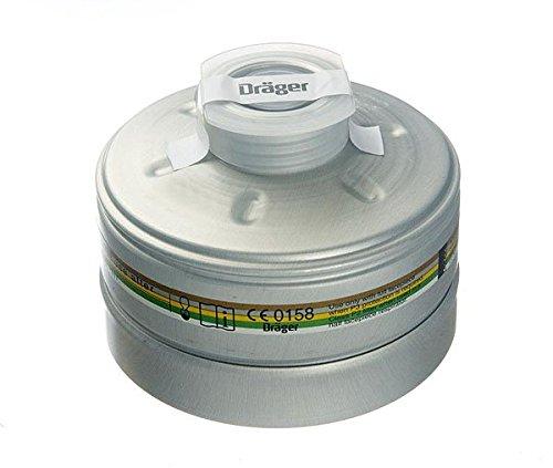 Drä ger Filtres ABEKP/NBC contre les toxiques industriels et de guerre avec filetage de DIN EN Dräger Safety Lübeck 6736721