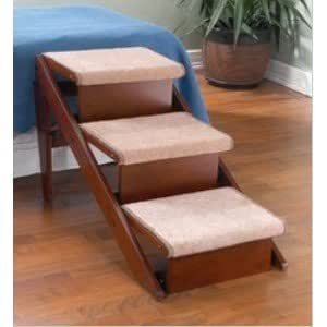 Amazon Fold Away Pet Steps and Ramp in e STEP