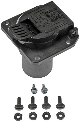 Tow Plug - Dorman 924-308 Ford Truck 7-Way Trailer Hitch Plug