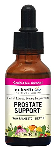 Prostate Support (formerly Saw Palmetto - Nettles) Extract Eclectic Institute 1 oz Liquid