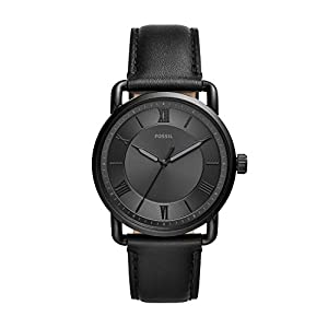 Fossil Analog Black Dial Men's Watch-FS5665