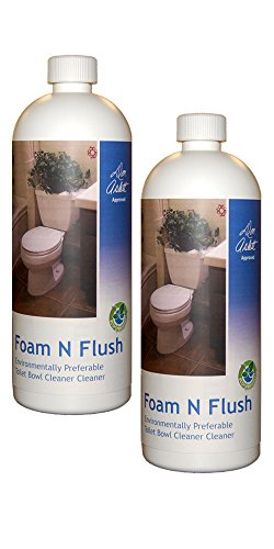 Don Aslett's Foam n Flush Toilet Bowl ()
