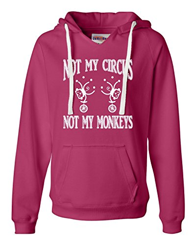 Womens Circus Monkeys Polish Proverb product image
