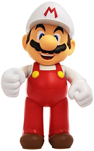 Fire Mario Figure Wave Action
