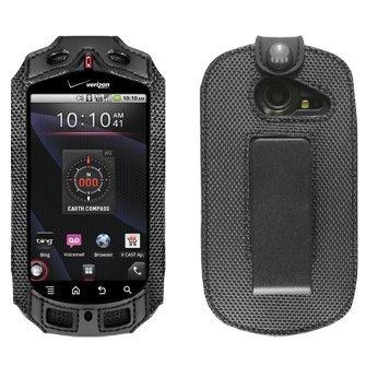 OEM Verizon Fitted Belt Clip Case for Casio - Casio 4g Phone Covers