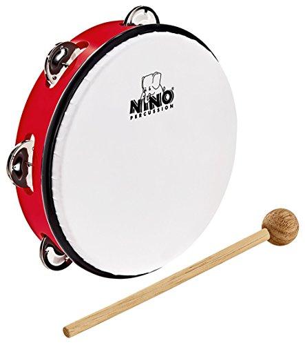 Nino Percussion Tambourine (NINO51R)