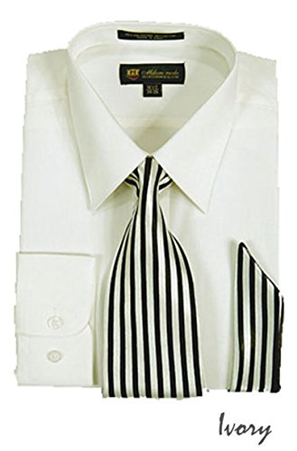 tdc-collection-mens-basic-dress-shirt-with-matching-tie-and-handkerchief-19-19-1-2-36-37-cream