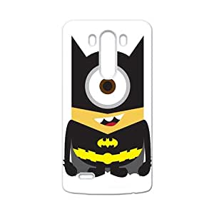 Minions cop Cell Phone Case for LG G3