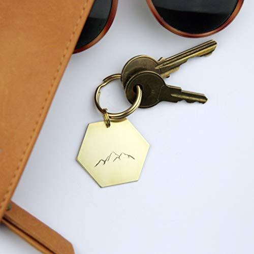 10 best mountain keychain