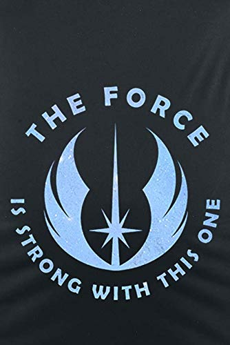 Camiseta The With Umstandsmode This Is Negro One Star Strong Force Wars zqUZ5U
