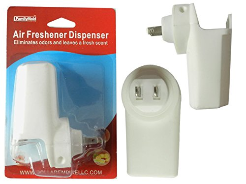 FRESHENER PLUG-IN DISPENSER, Case of 96 by DollarItemDirect