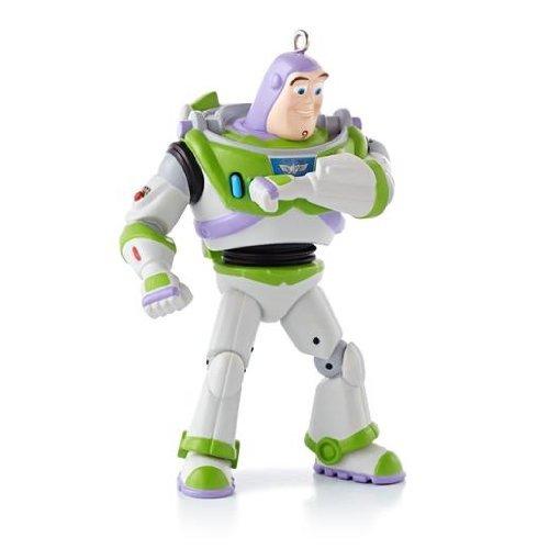 Hallmark Buzz is On A Mission - Disney Toy Story 2013 Ornament (Buzz Lightyear Ornament)