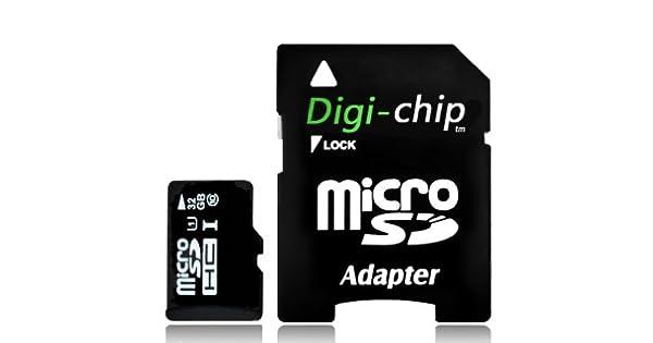Amazon.com: Digi-chip 32 GB micro-SD tarjeta de memoria ...