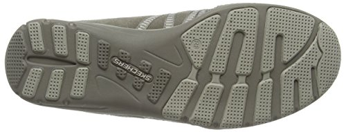 Skechers ConversationsDebate - zapatilla deportiva de piel mujer Grau (TPNT)