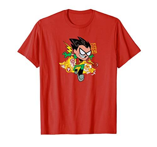 Teen Titans Go! Robin T Shirt]()