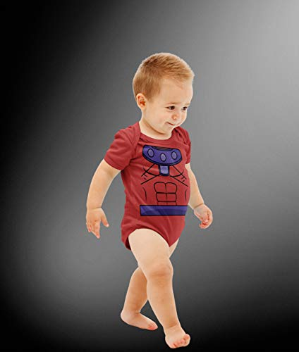 Baby Mutant Villain Costume Bodysuit]()