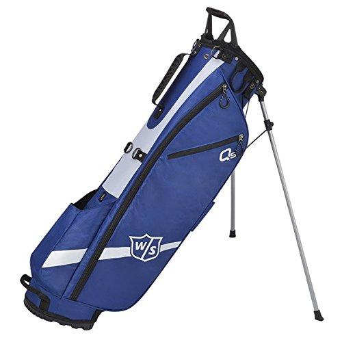 (Blue) B076BZ29Z3 - Wilson Staff QS Quiver (Blue) Stand Golf Golf Carry Bag B076BZ29Z3, 和室リフォーム本舗:4dc6700e --- sharoshka.org