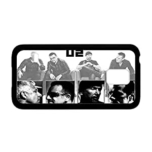 Clear Back Phone Case For Boy Printing With U2 For Samsung S5 Mini Choose Design 2