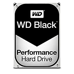Image of the product WD Black 6TB Performance that is listed on the catalogue brand of Western Digital.