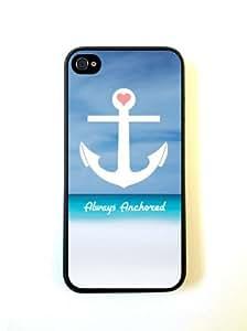 Always Anchored Beach iphone 5 Case - For iphone 5- Designer TPU Case Verizon...